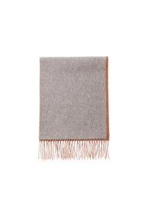 Cashmere Woven Stripe Scarf