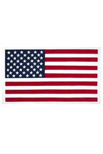 Flag Towel 1984