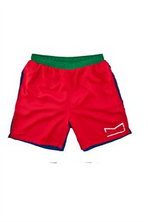 Men's Swim Colorblock Long Short