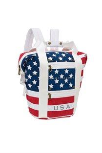 Flag Handle Backpack