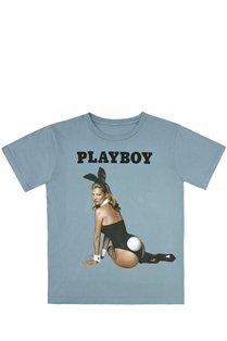 Kate Moss Playboy Charity Tee