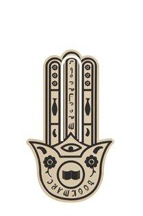 Hand Bookmark