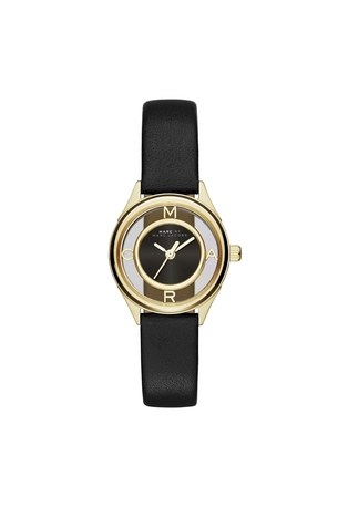 tether 25 ion plating gold black strap