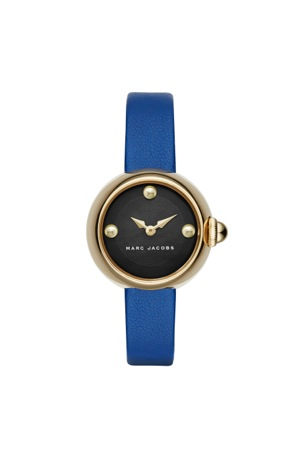 courtney 28 ion plating blue strap