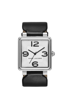 vic 34 silver steel black strap